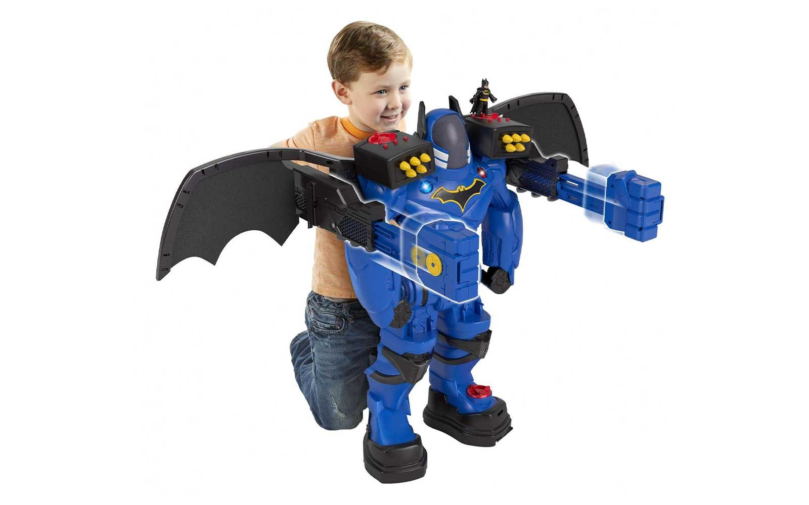 Batman Batbot