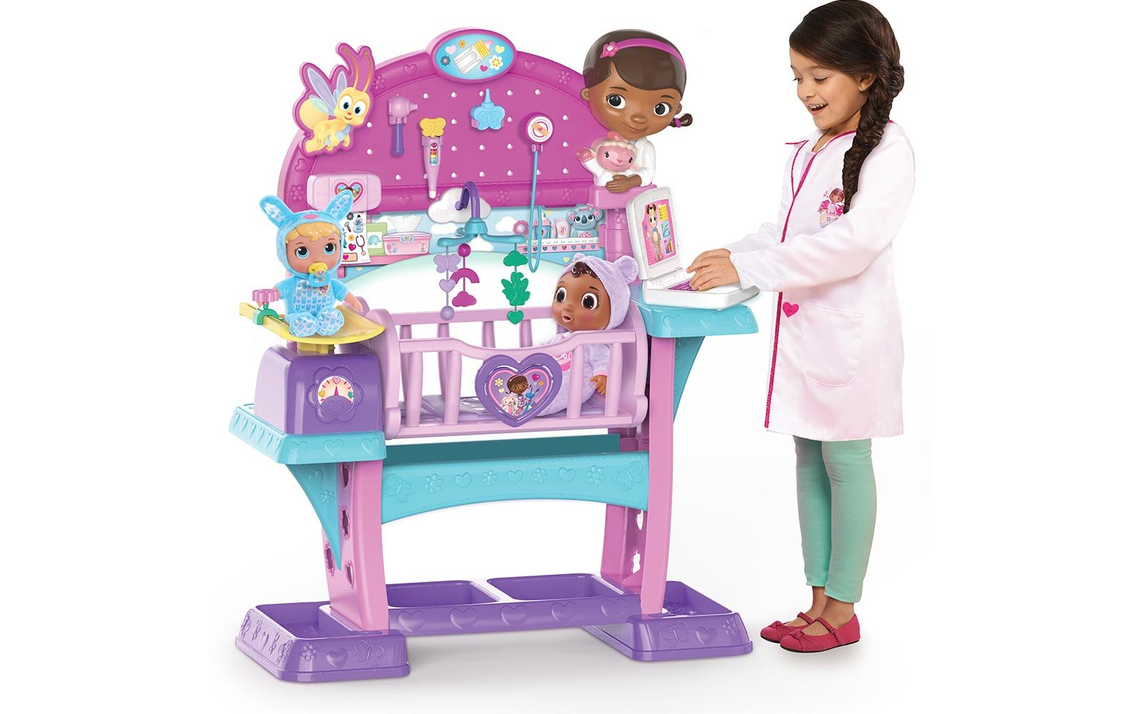 Doc McStuffins Nursery Set