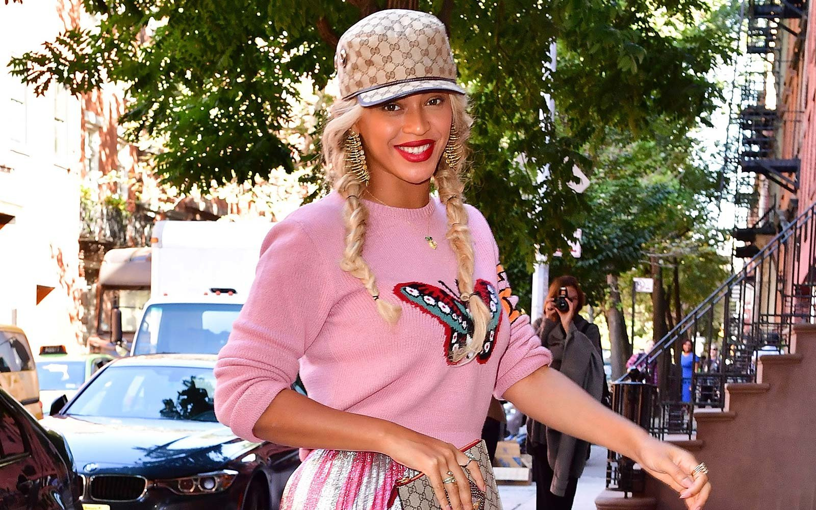 Beyonc 233 Designed The Travel Accessory Curly Haired Women