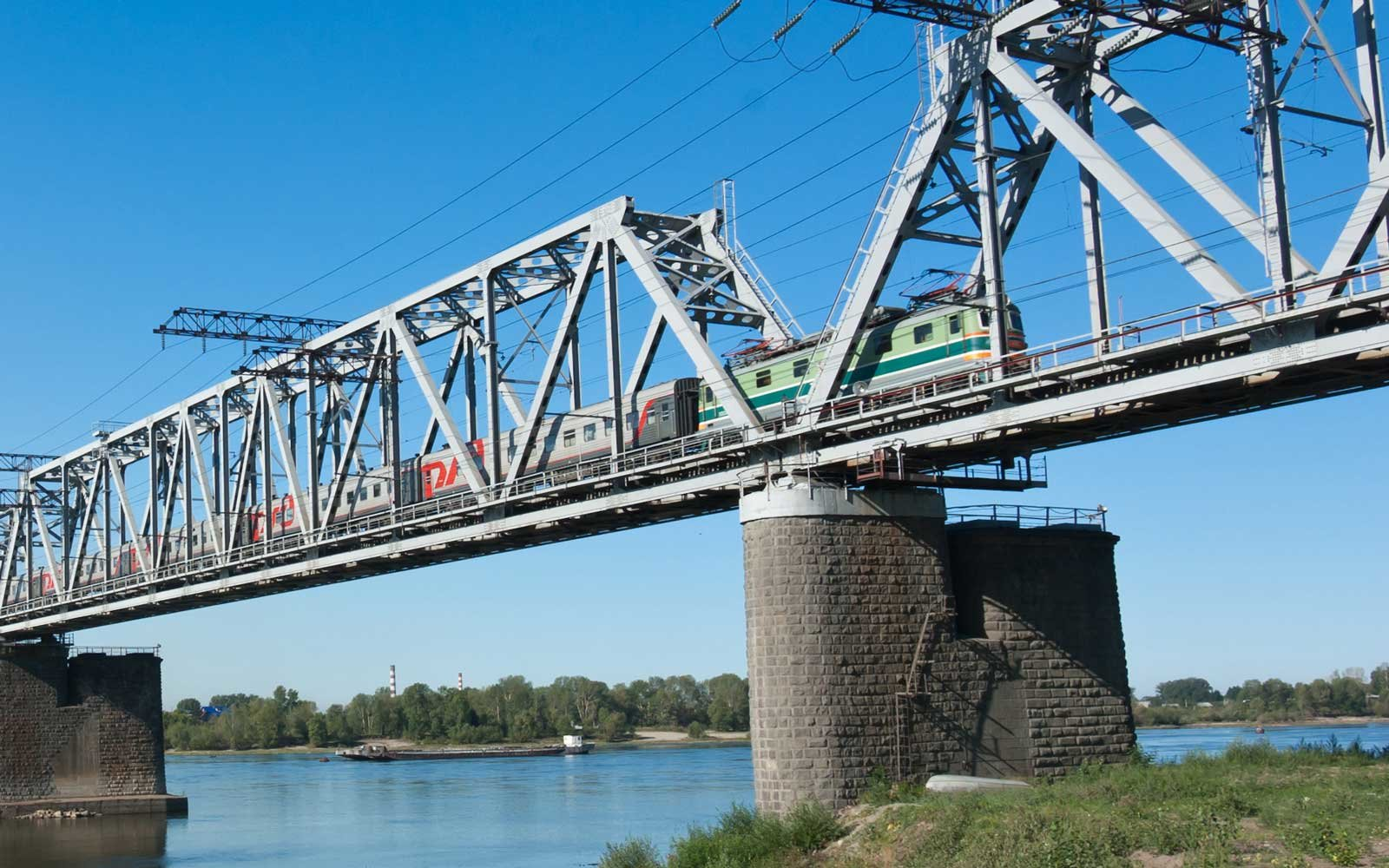 The project of the fourth Novosibirsk bridge over the Ob is approved 50