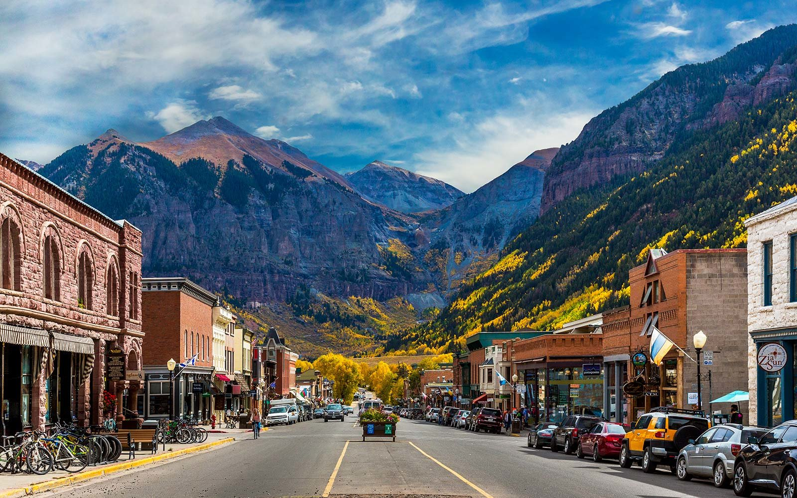 Happiest States in the United States America Colorado
