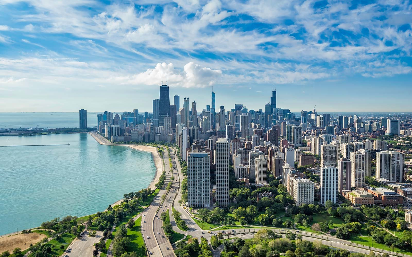 Happiest States in the United States America Illinois