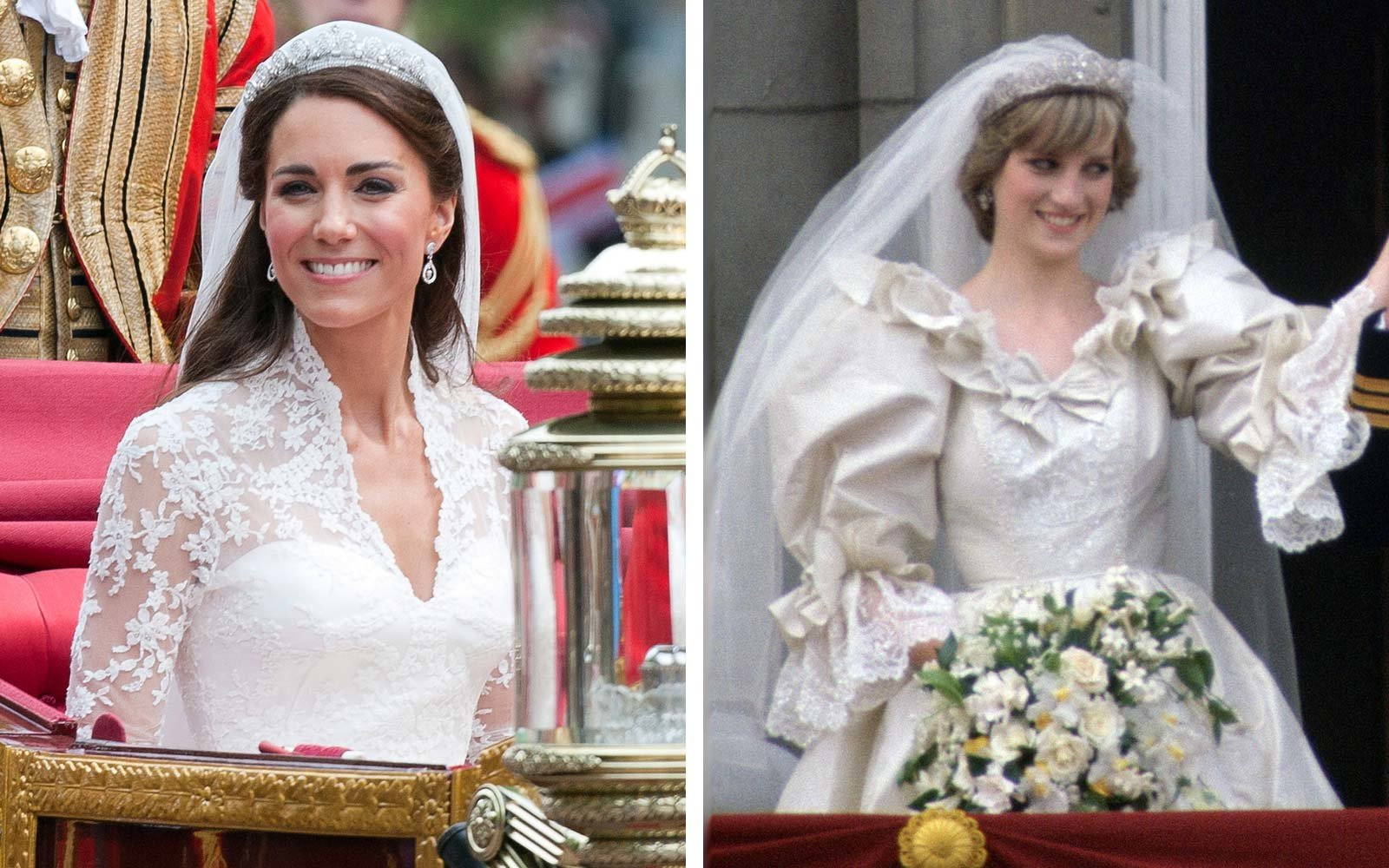 The Perfumes Kate Middleton and Princess Diana Wore on Their Wedding ...