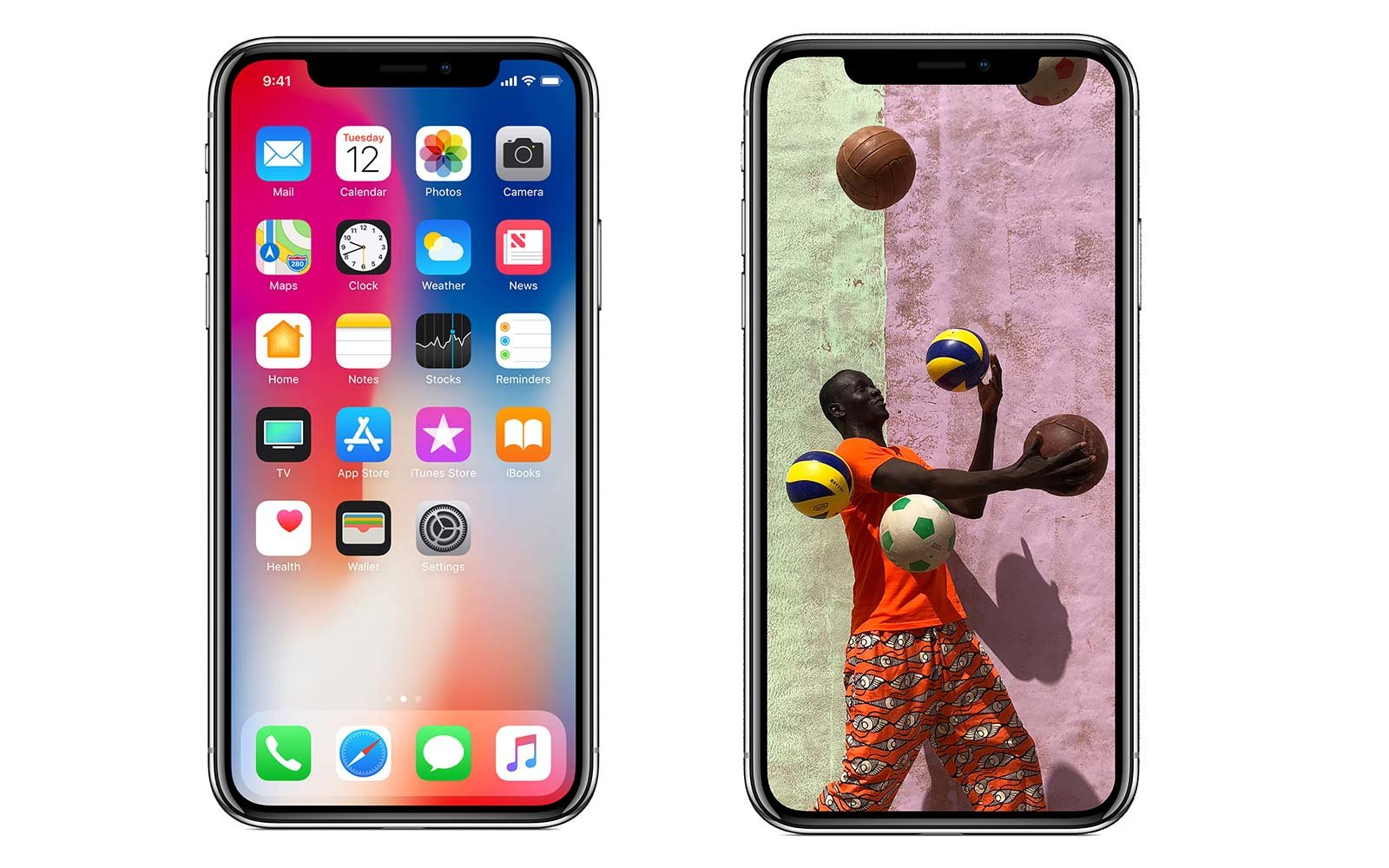 The New Iphone X Costs 999 And Features An Edge To Edge Screen