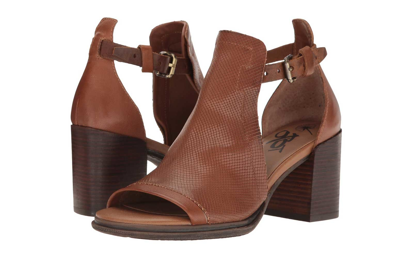 Cutout Sandals for Fall