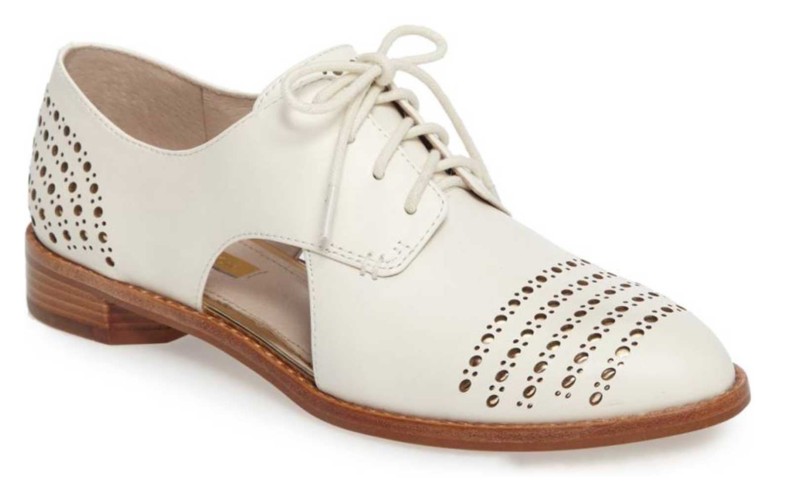 Bone Cutout Oxford
