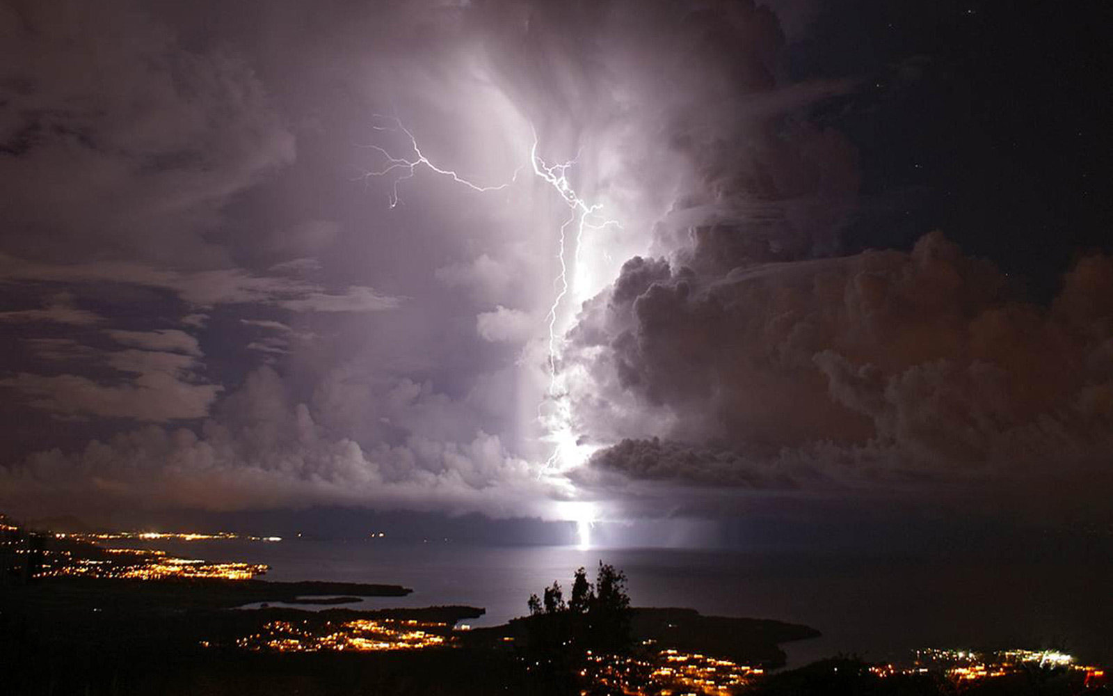 The Neverending Storm, Lake Maracaibo, Venezuela