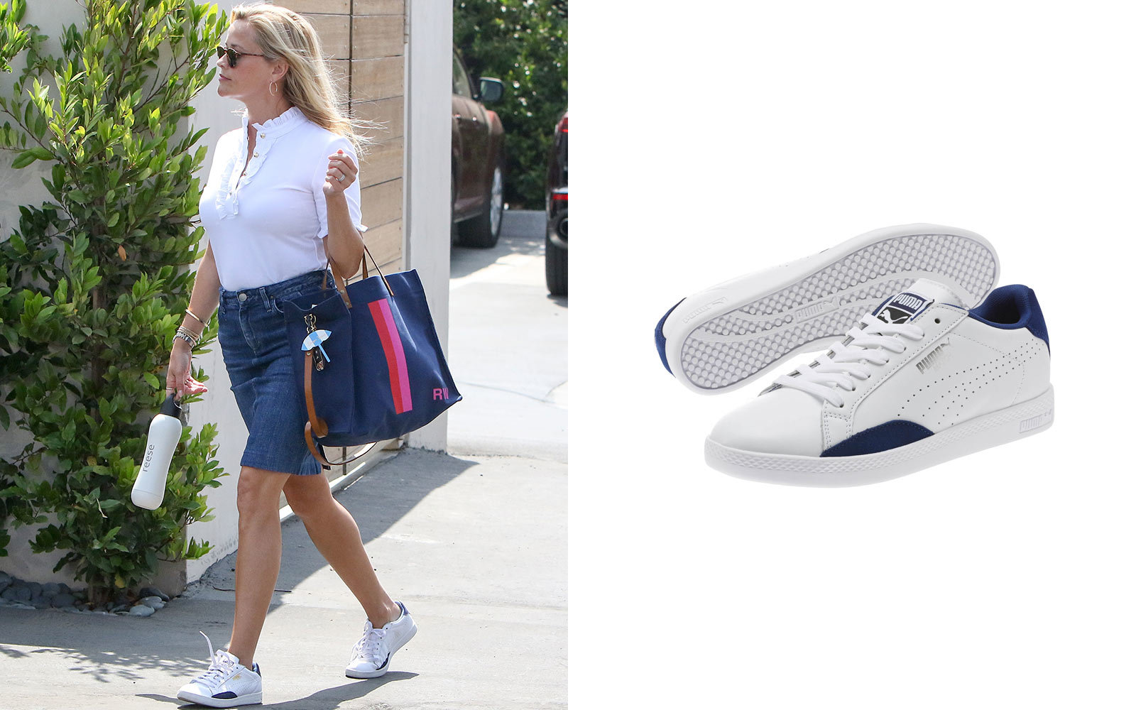 19 Sneakers Celebrities Love To Wear On The Go Travel Leisure