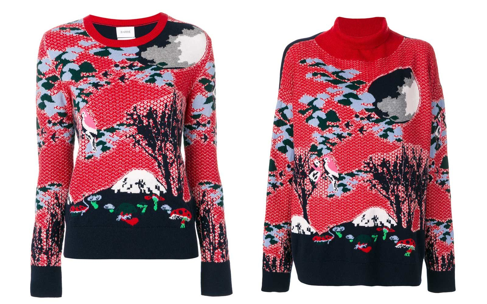 Barrie Knit Sweater