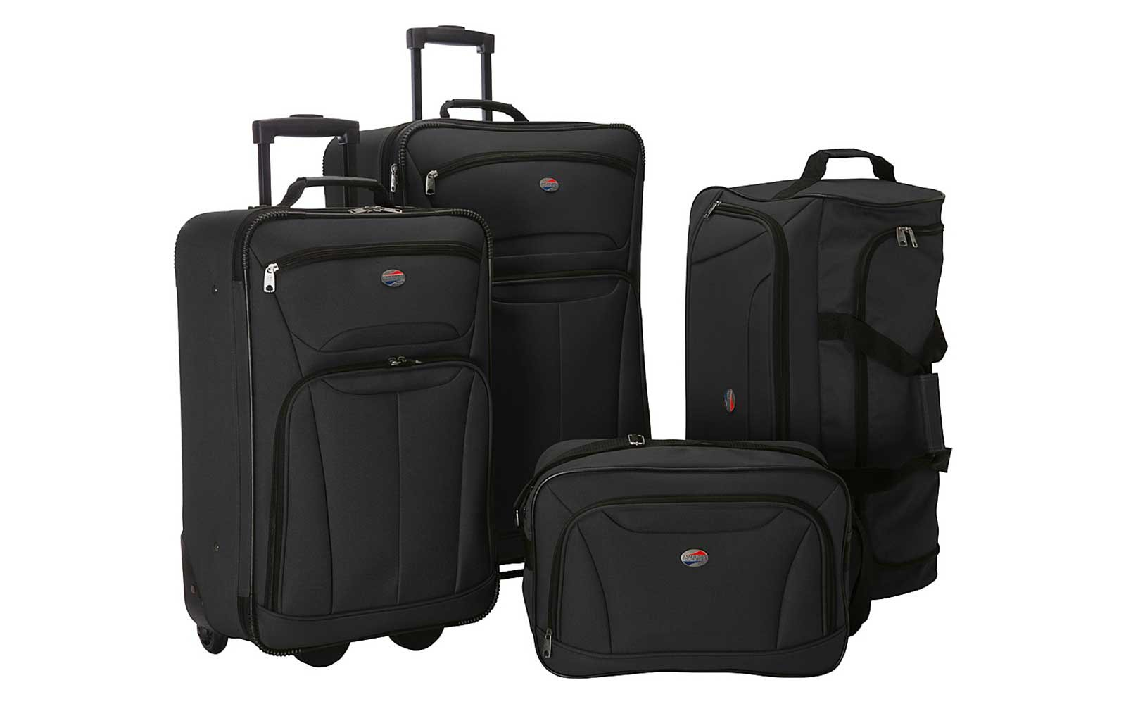 best luggage sets the best cheap luggage sets travel leisure 13126