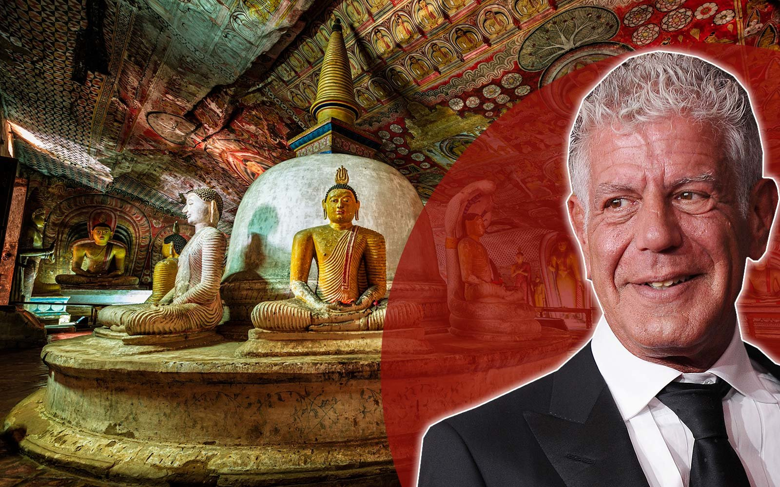 Anthony Bourdain Parts Unknown TV Travel Show Sri Lanka Season 10 adventure
