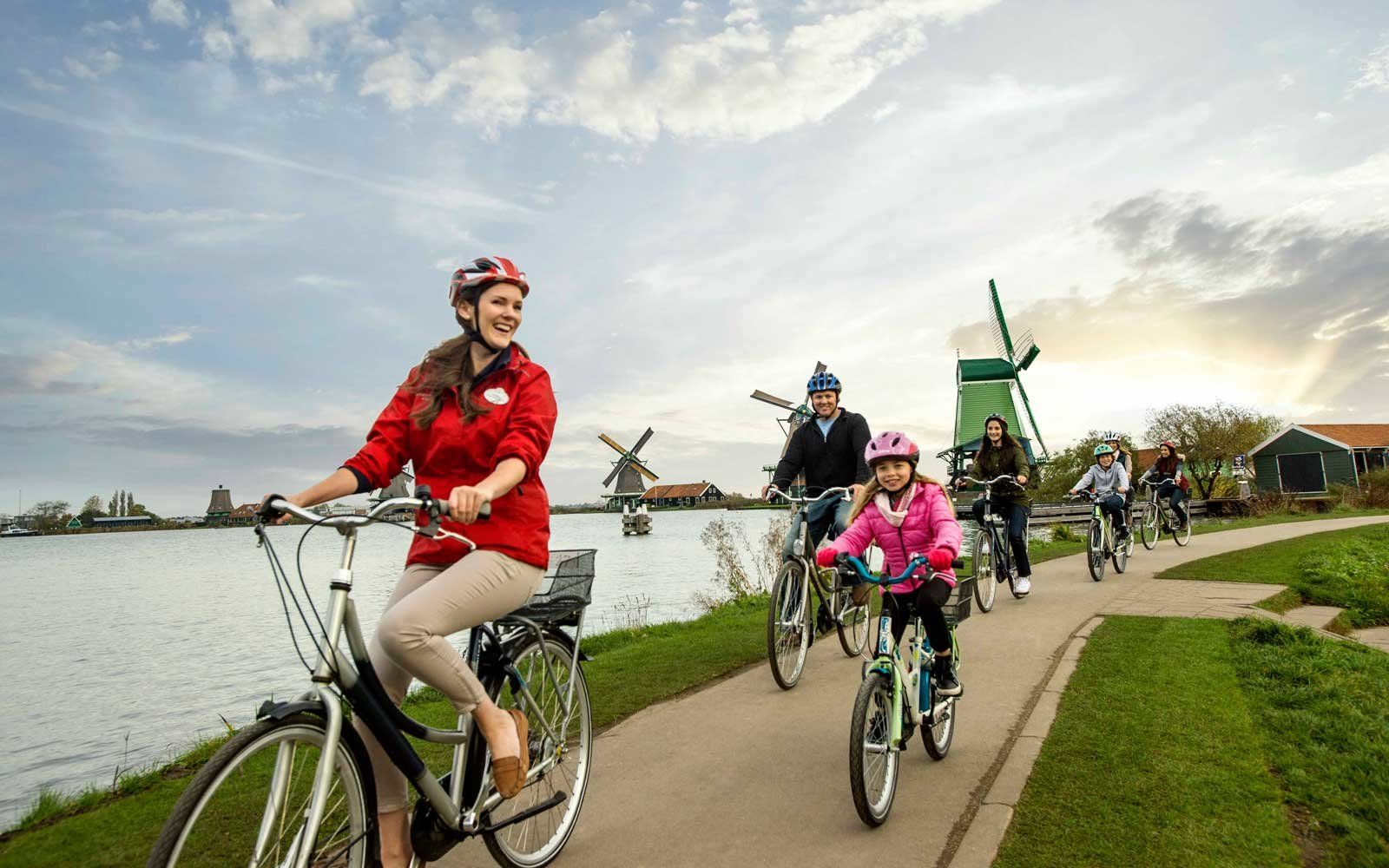 Biking in the Netherlands with Adventures by Disney