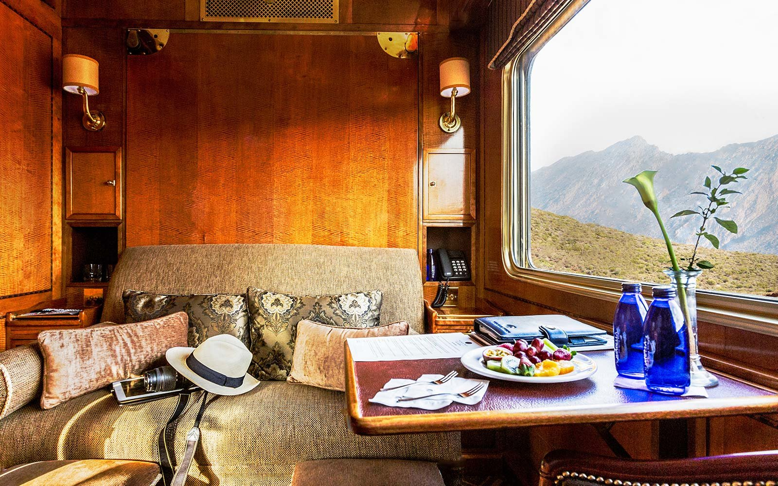 Blue Train Scenic Luxury Travel Cape Town South Africa