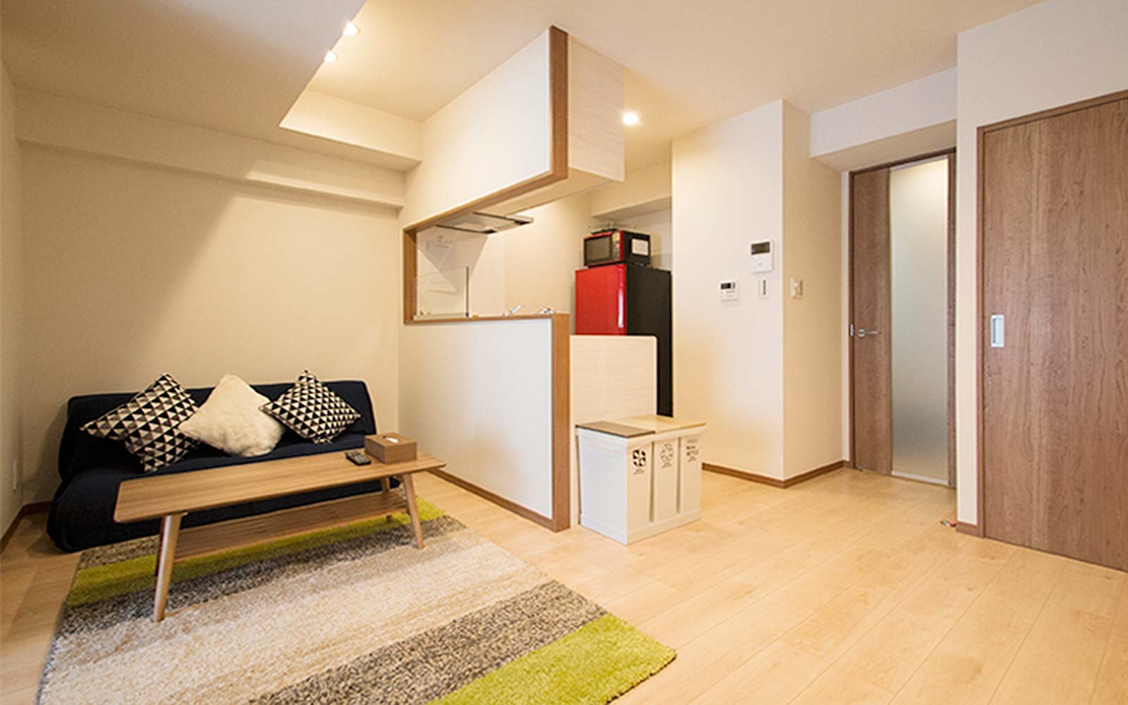 Stylish Ginza Apartment Tokyo An Vacation Holiday Rental Airbnb Luxury