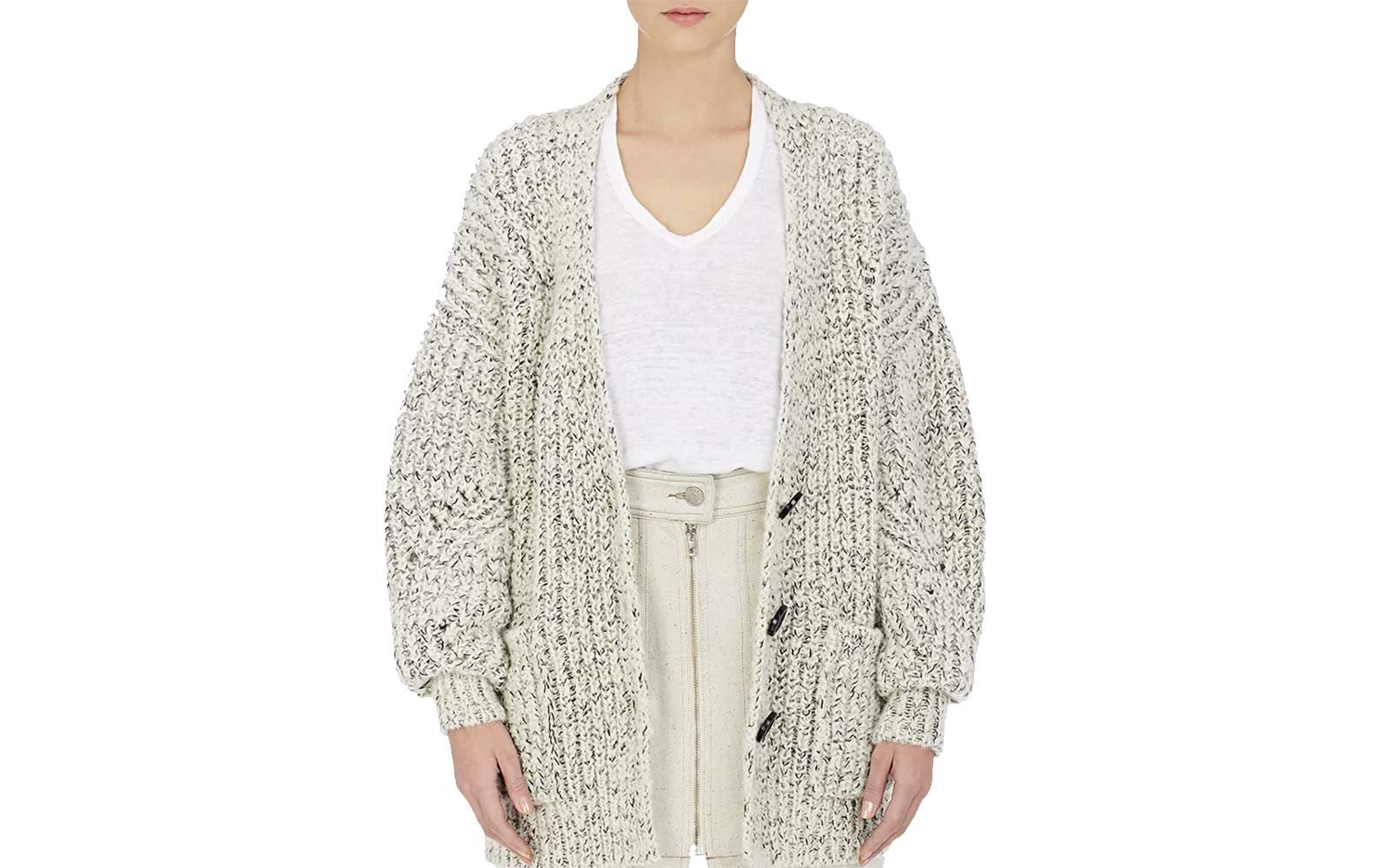 Travel Sweater Airplane Cardigan Fashion Isabel Maratn Barneys