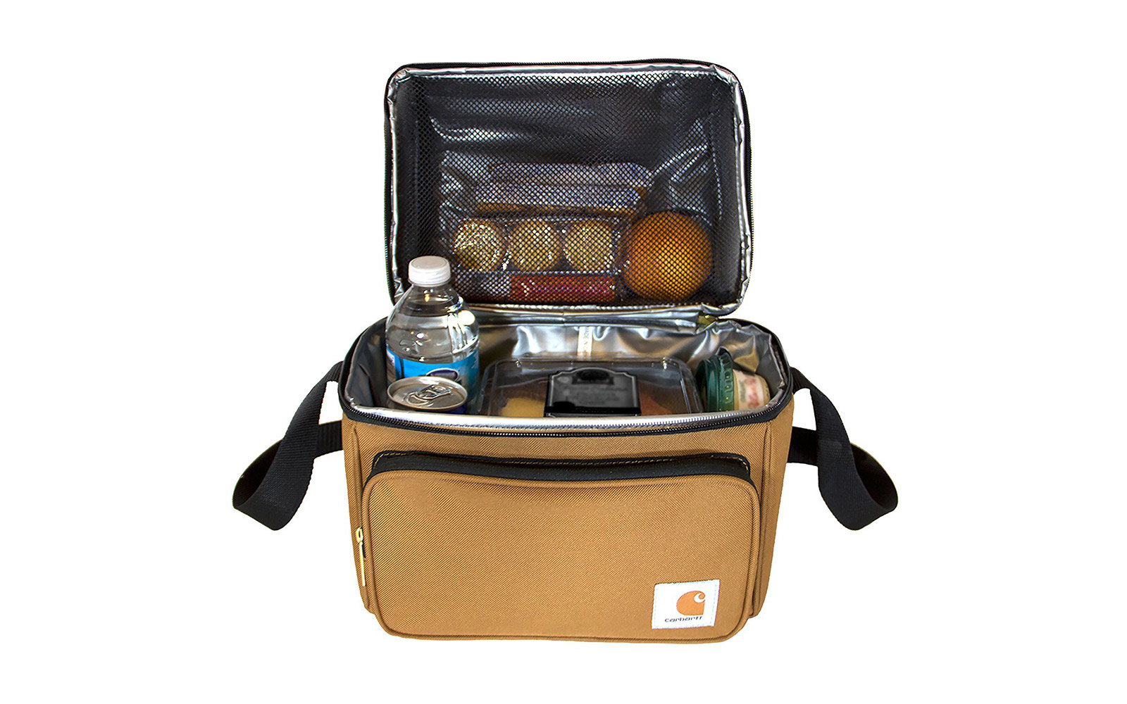 0ae5e172b233 Carhartt Deluxe Dual Compartment Insulated Lunch Cooler Bag