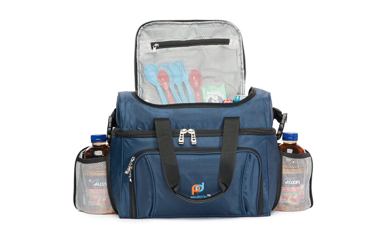 the best insulated cooler bags for travel travel leisure. Black Bedroom Furniture Sets. Home Design Ideas