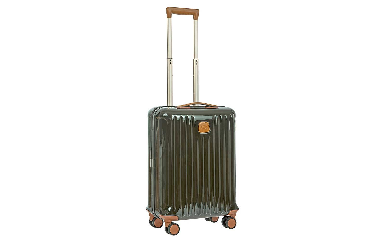 Olive Suitcase from Brics