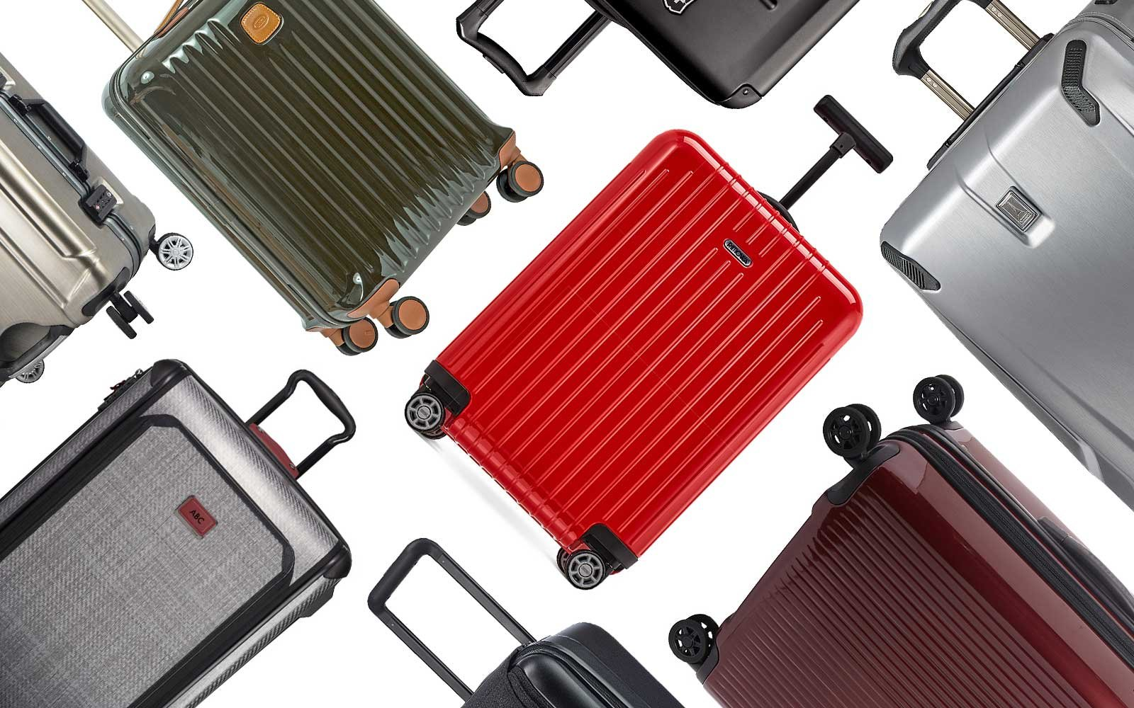 Best Hard-sided suitcases