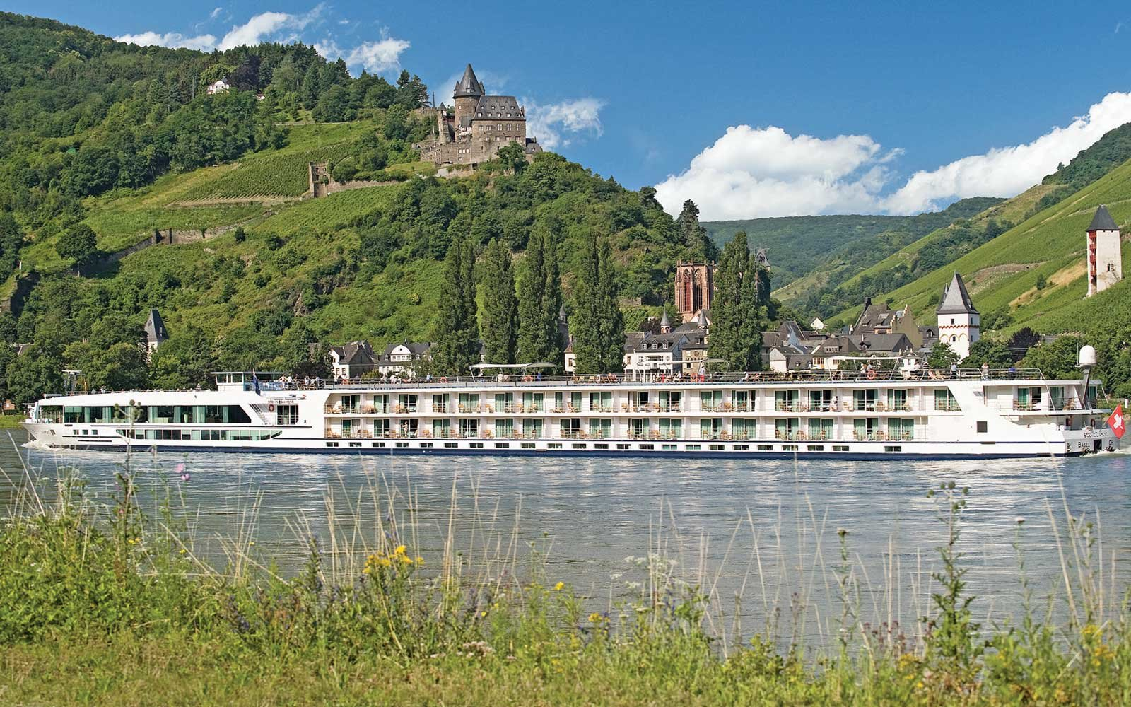 Get 35 Off An 8 Day All Inclusive Rhine River Cruise Travel Leisure