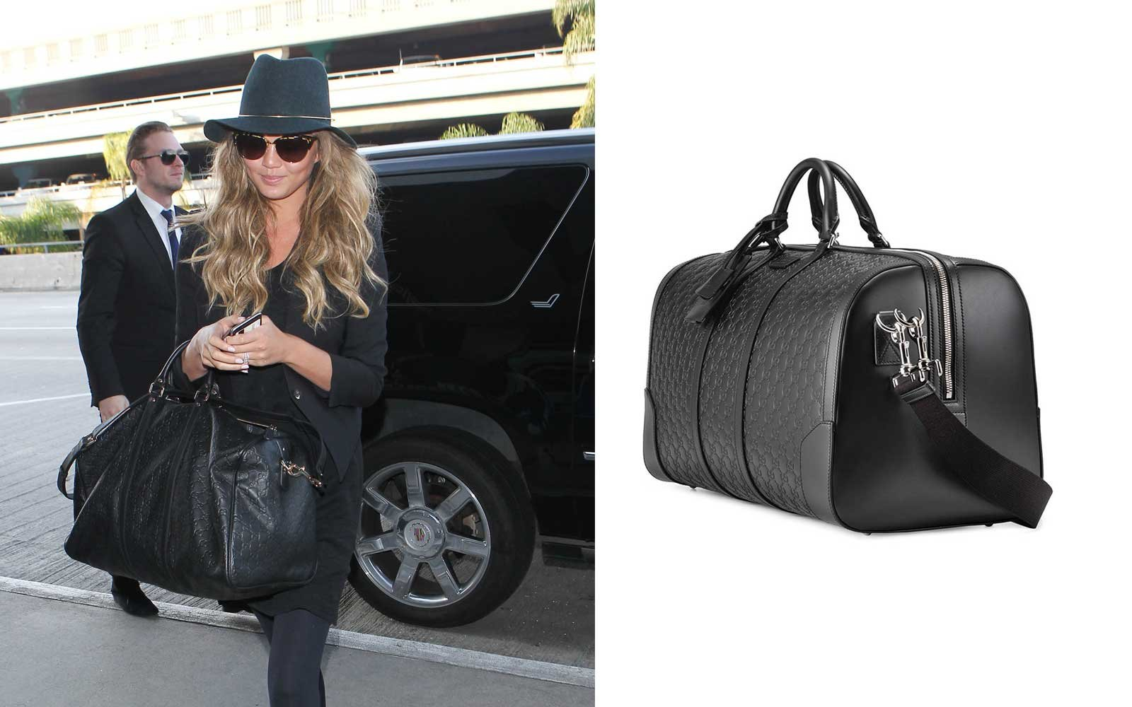 76329021b19 Celebrities' Favorite Handbags to Travel With | Travel + Leisure