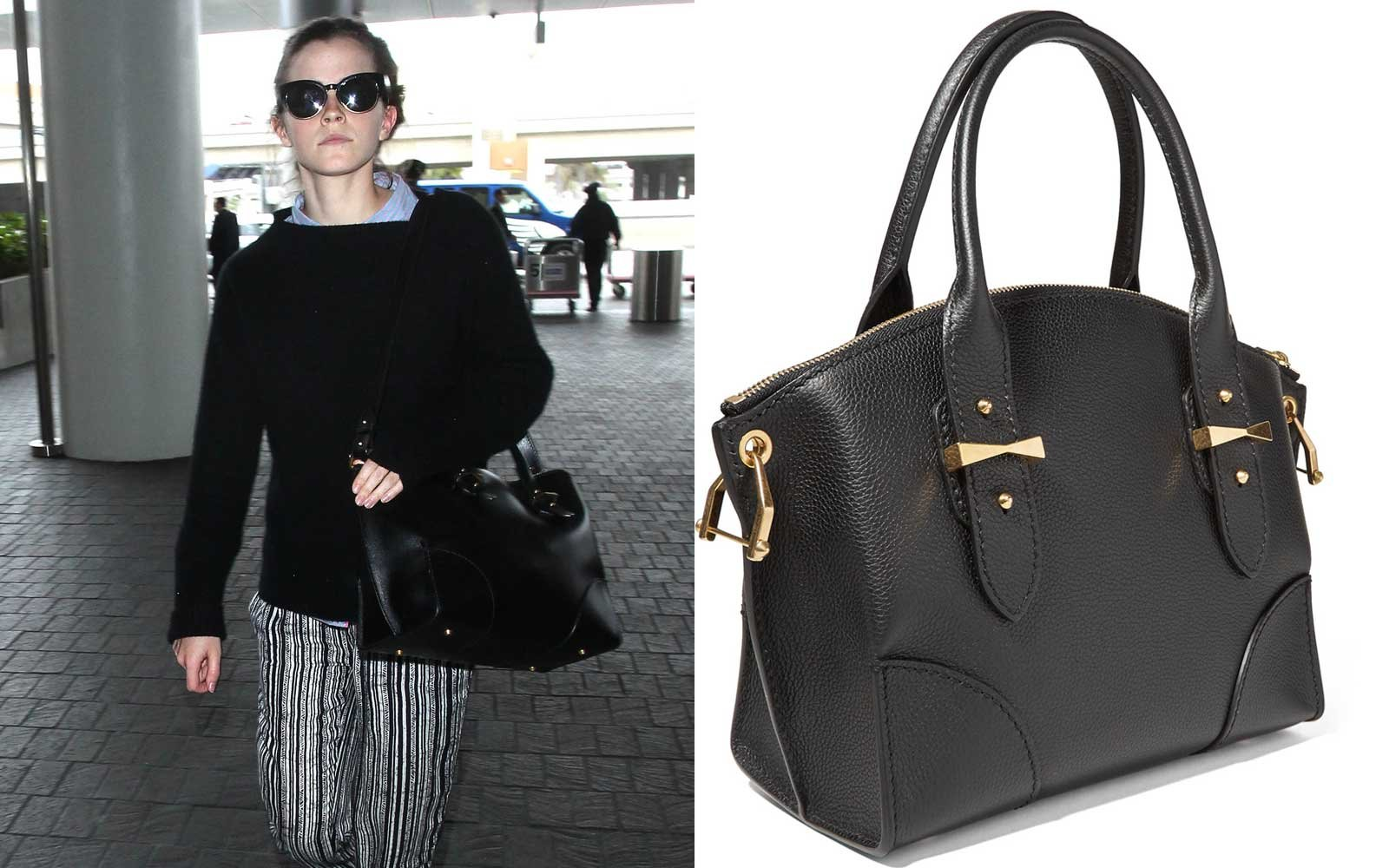 Celebrities' Favorite Handbags to Travel With