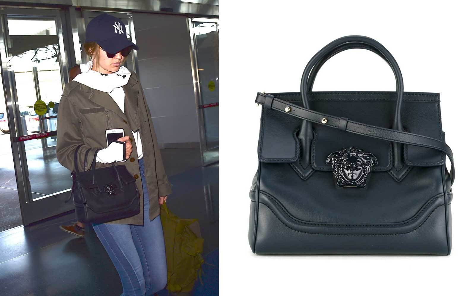 af49ab7ed7aa Celebrities  Favorite Handbags to Travel With