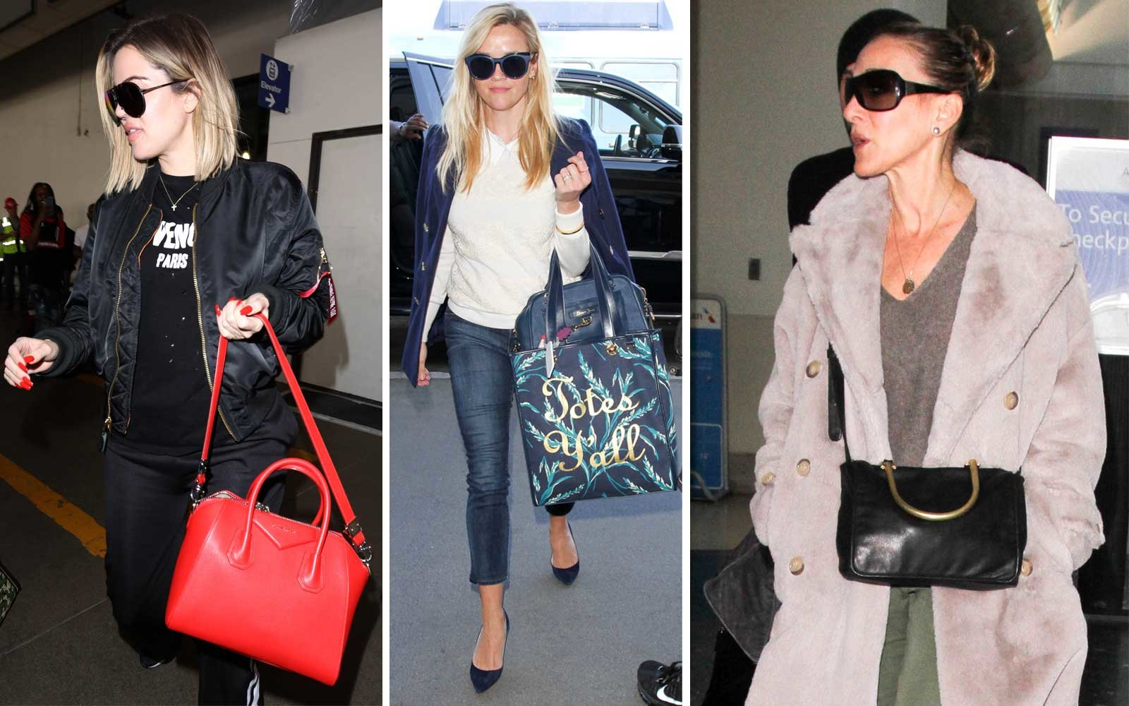 962f8d1904b6 Celebrities  Favorite Handbags to Travel With