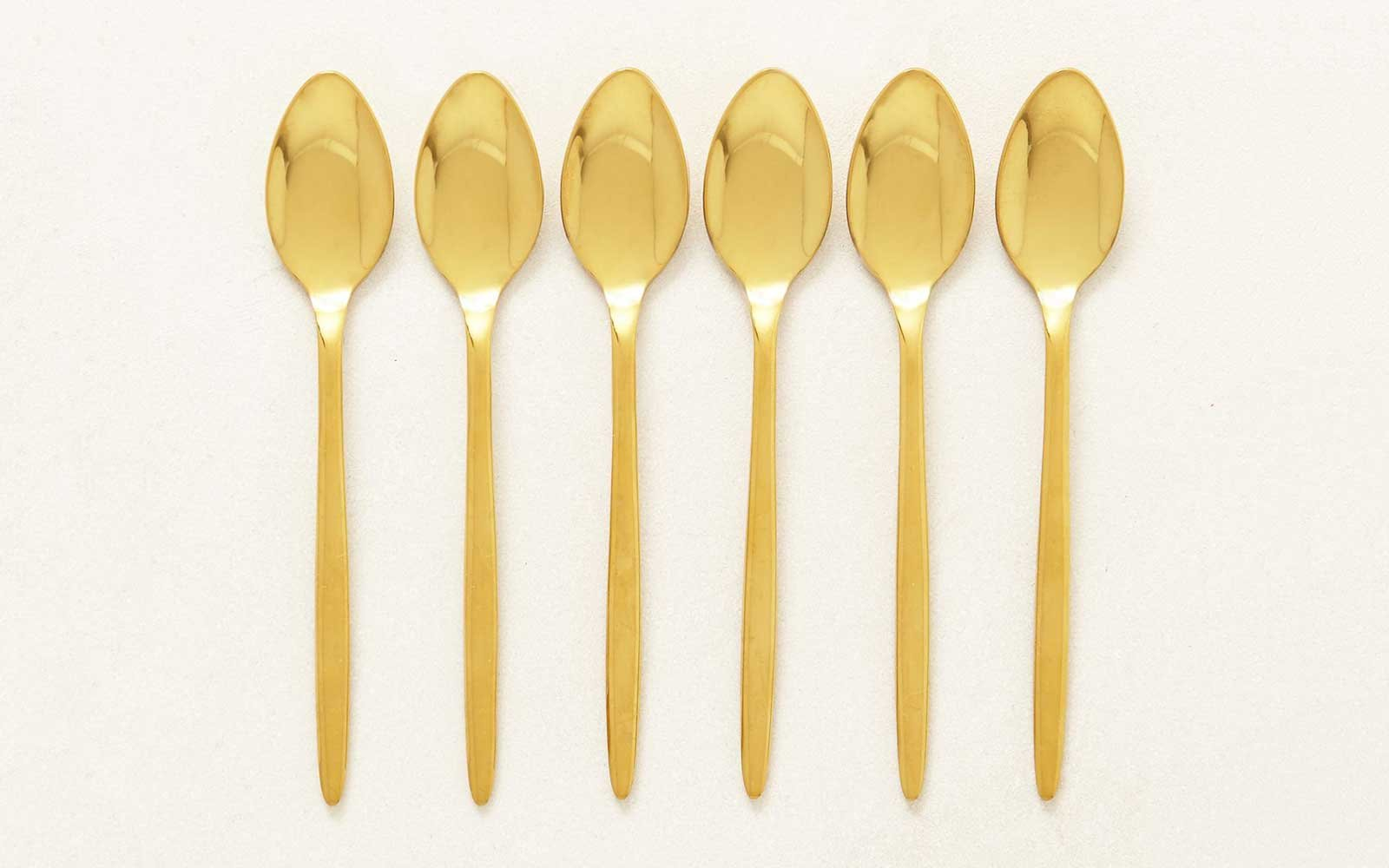 Gold Coffee Spoons