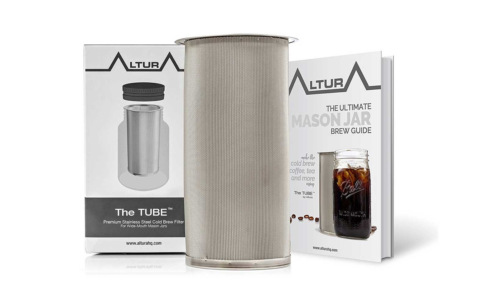 TUBE Cold Brew Coffee Maker