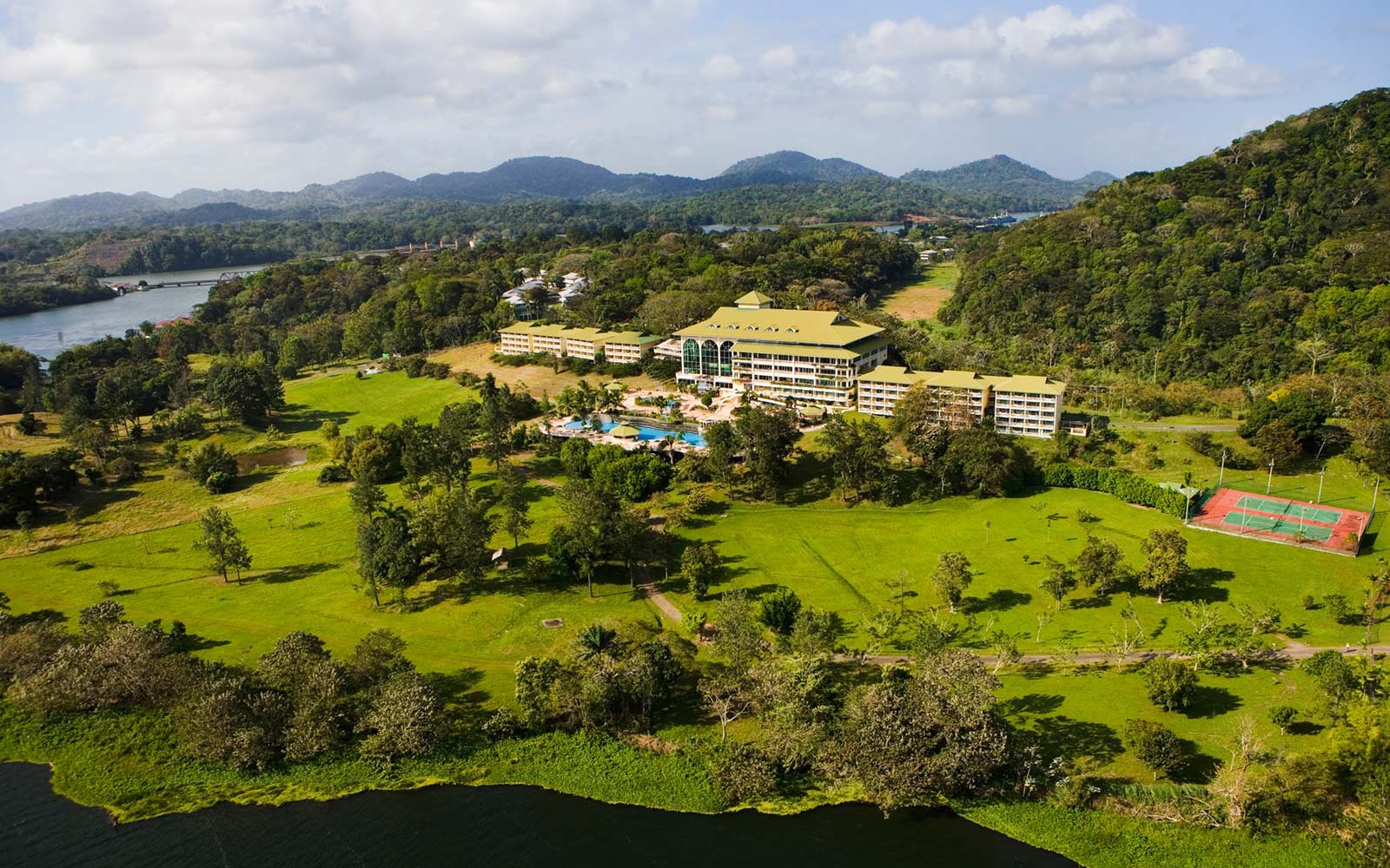 Gamboa Rainforest Resort, Panama