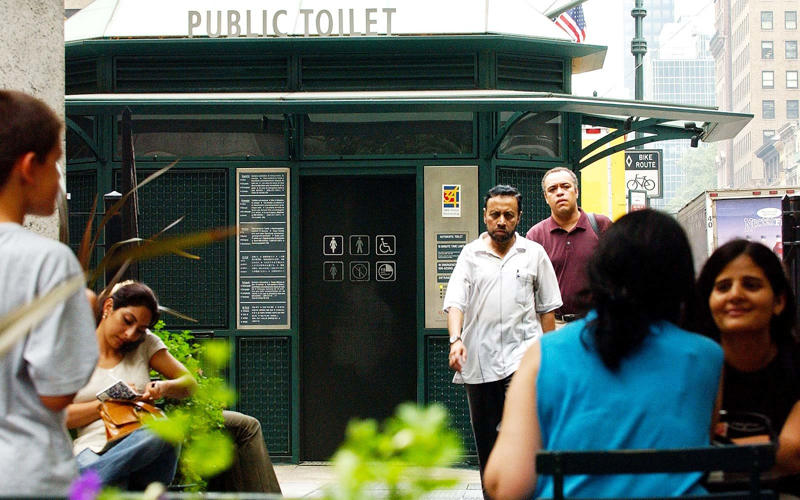 This New App Is Like Airbnb for New York City Toilets ...