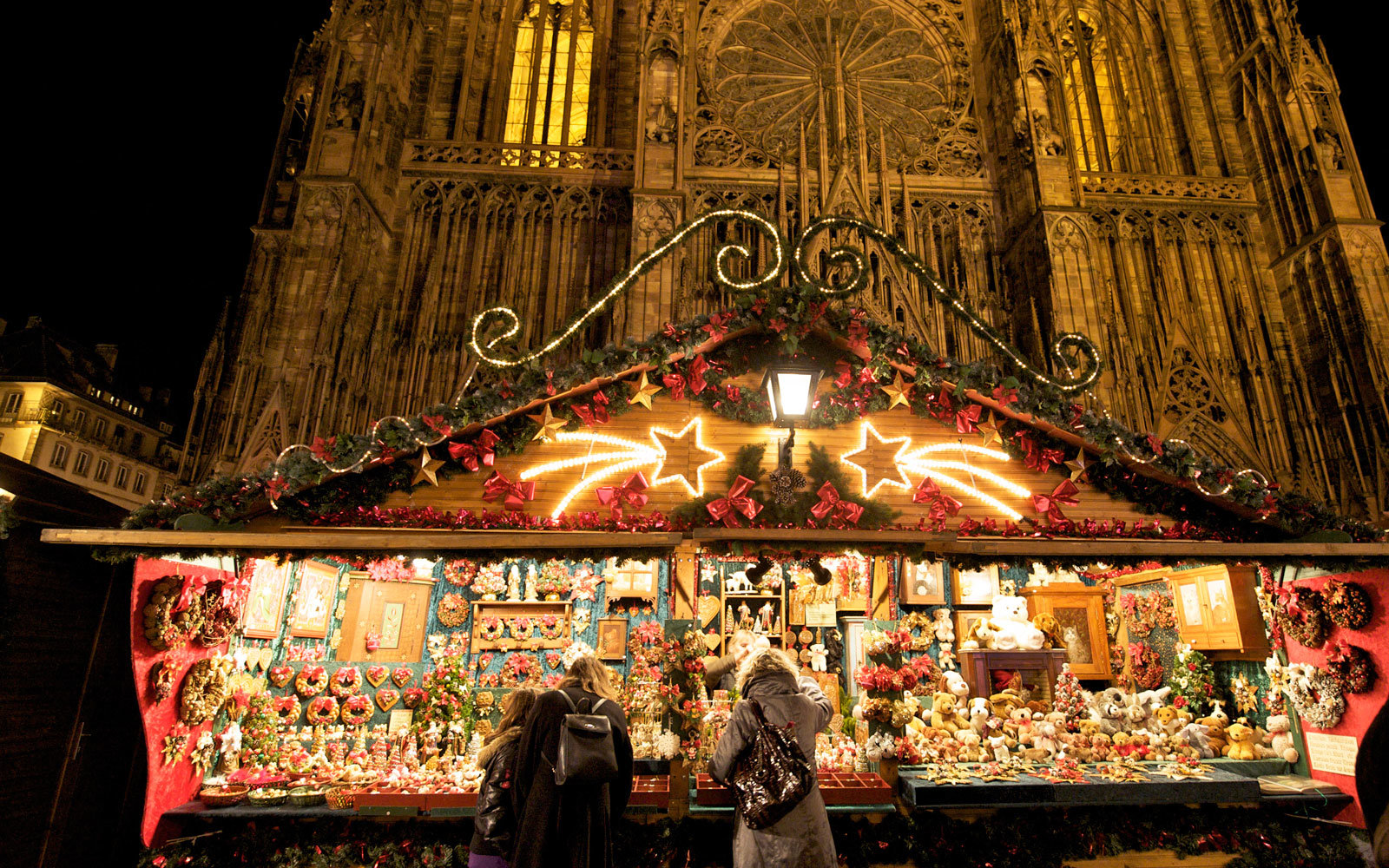 Christmas Markets Along the Rhine (Tauck River Cruising)