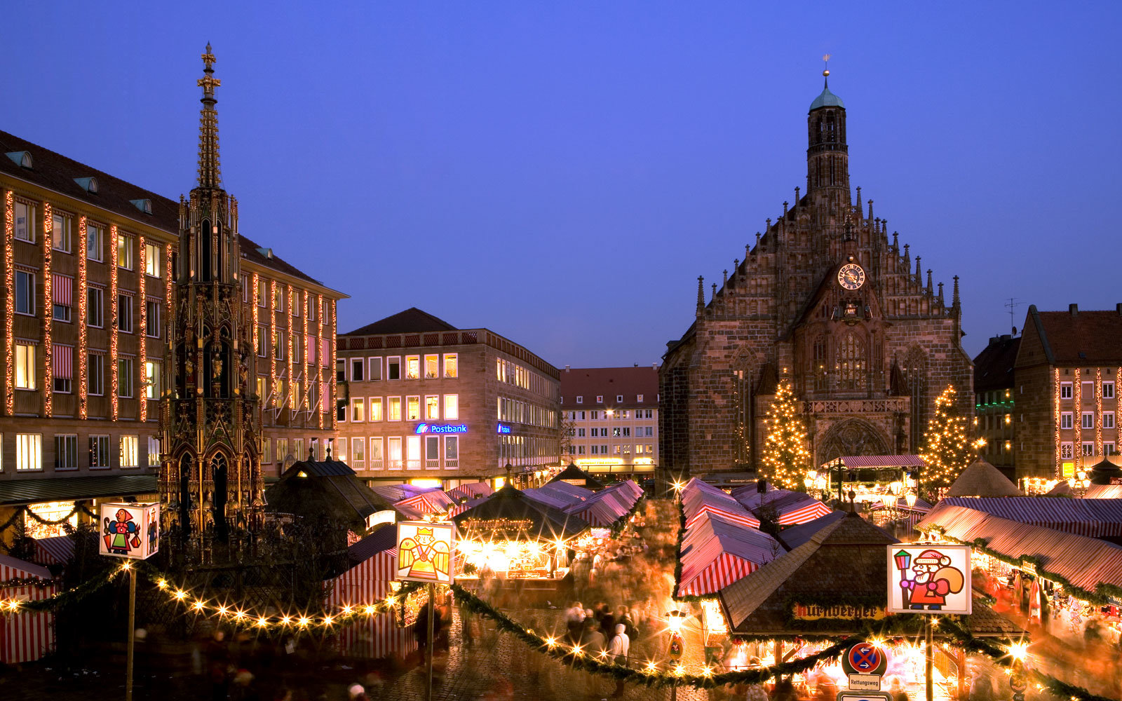 nuremberg holiday markets
