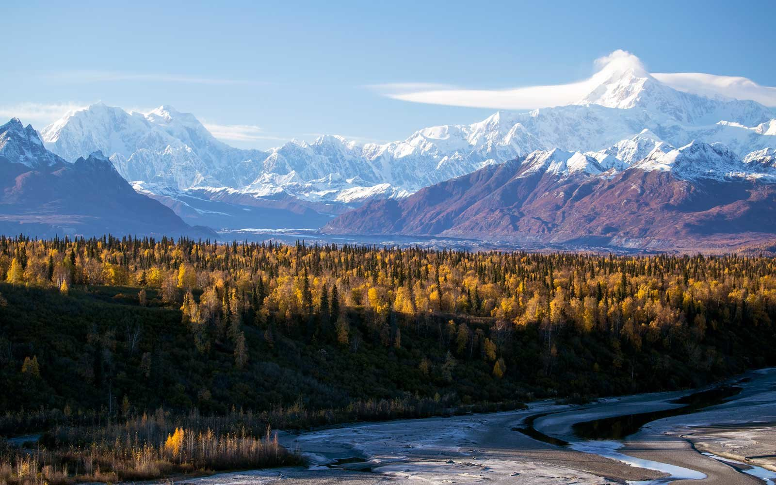 Fly To Alaska For 182 Round Trip Travel Leisure