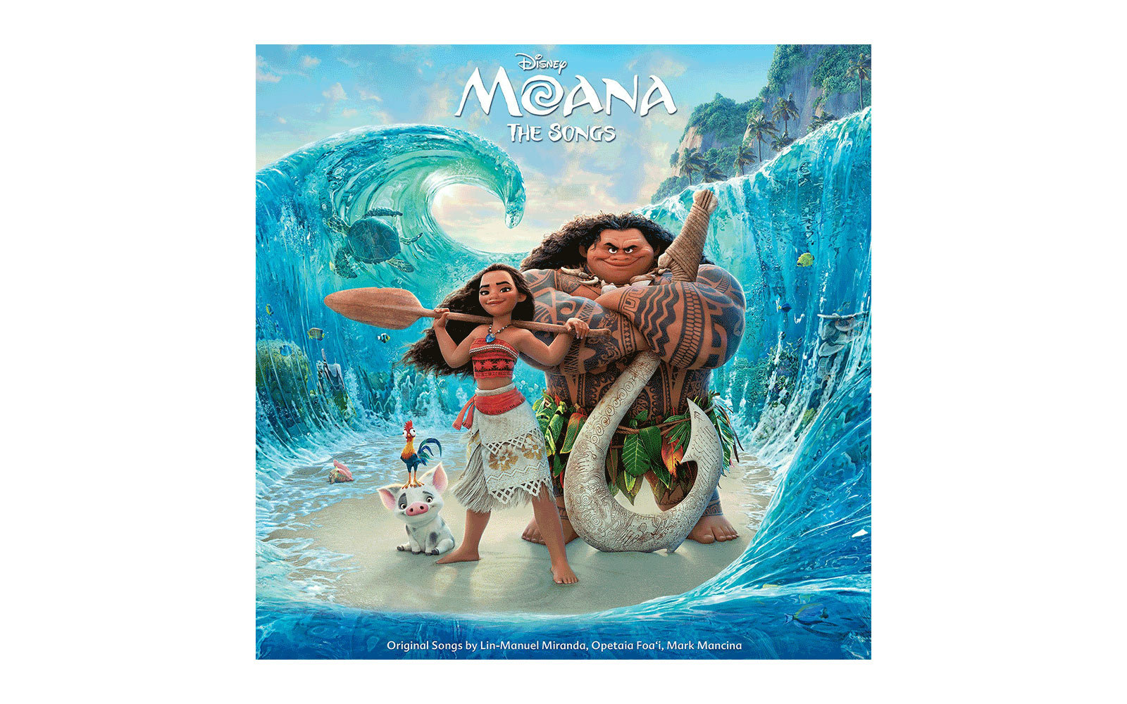 Disney Moana Soundtrack