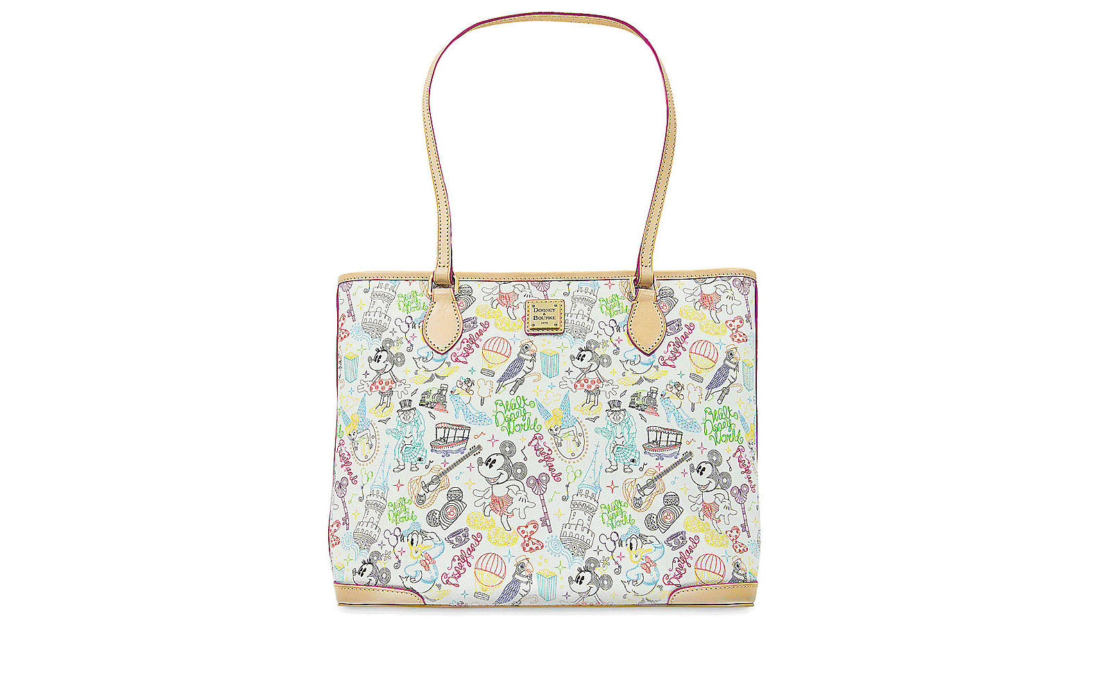 Mickey Mouse Dooney & Bourke bag