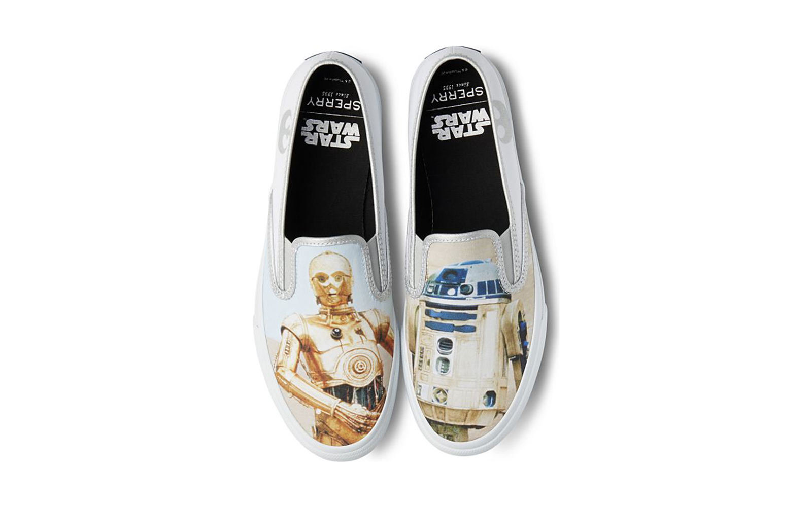 Sperry Star Wars Flats