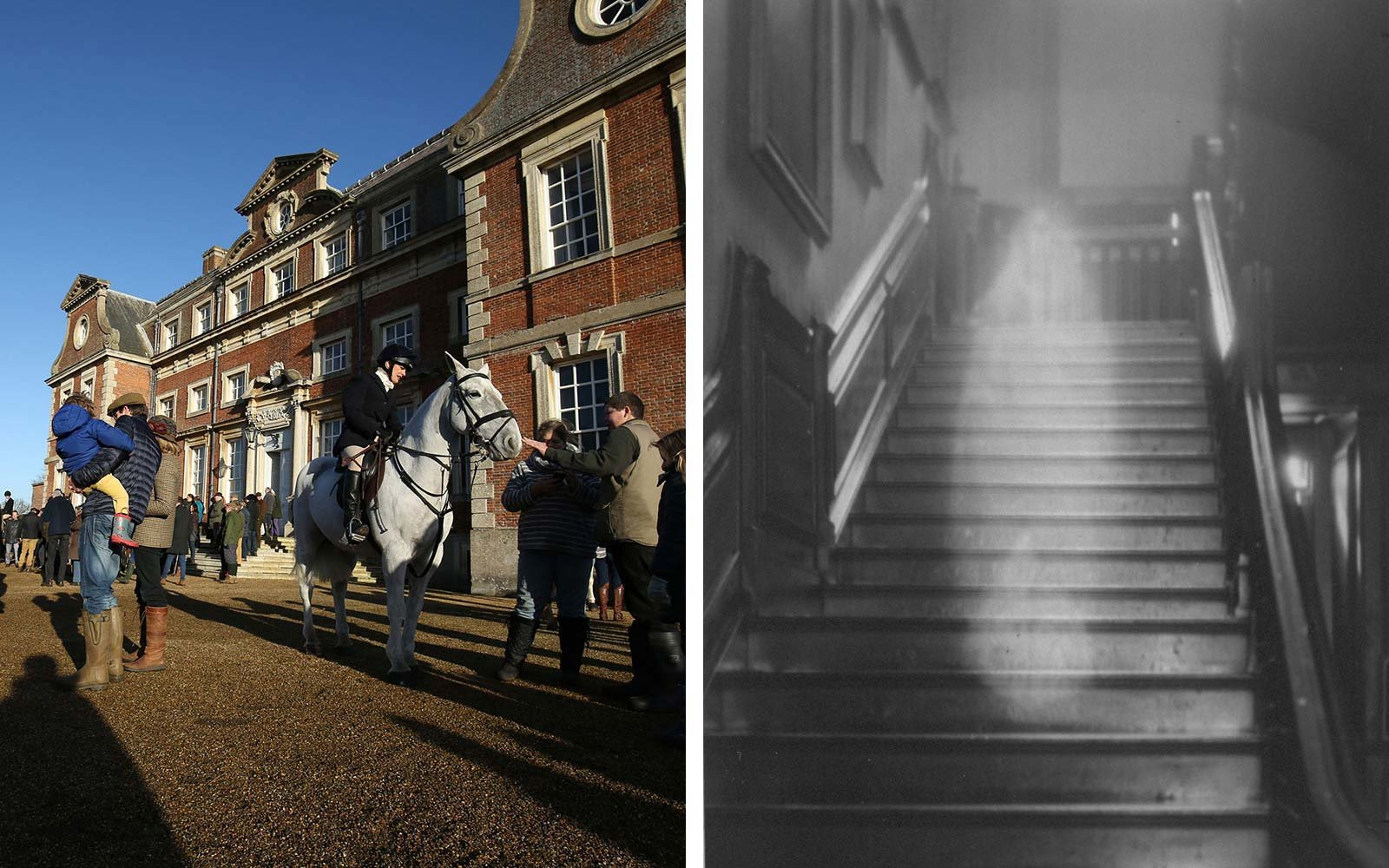 The history of real haunted houses