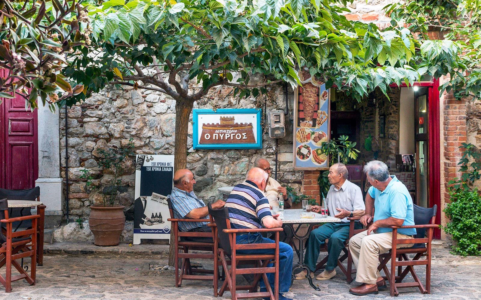 Basic Words And Phrases For Your Trip To Greece Travel Leisure
