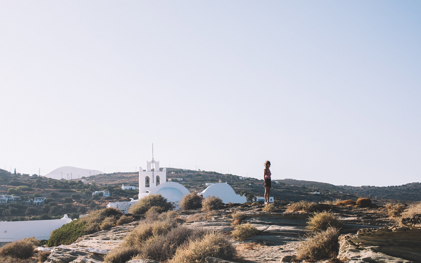 Church, Sifnos, Greece