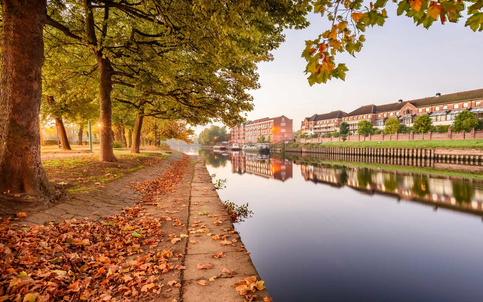 River Ouse, York, UK