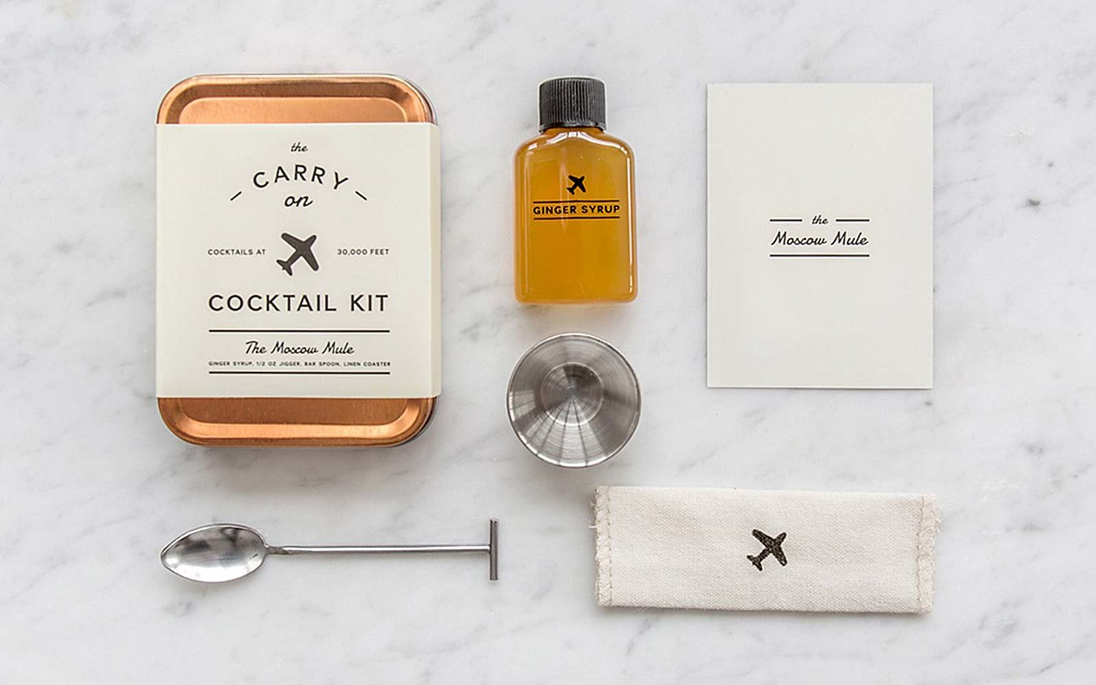 Carry-On Cocktail Kits Gift Guide Under $25