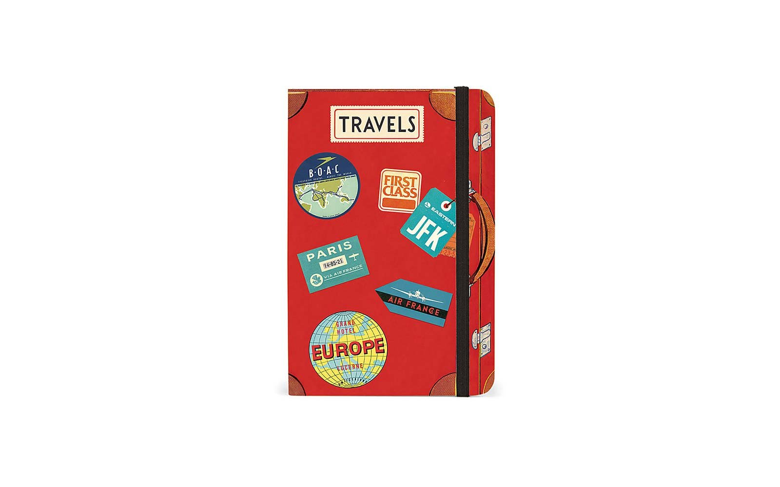 Cavallini Vintage Travel Journal Gift Guide Under 25