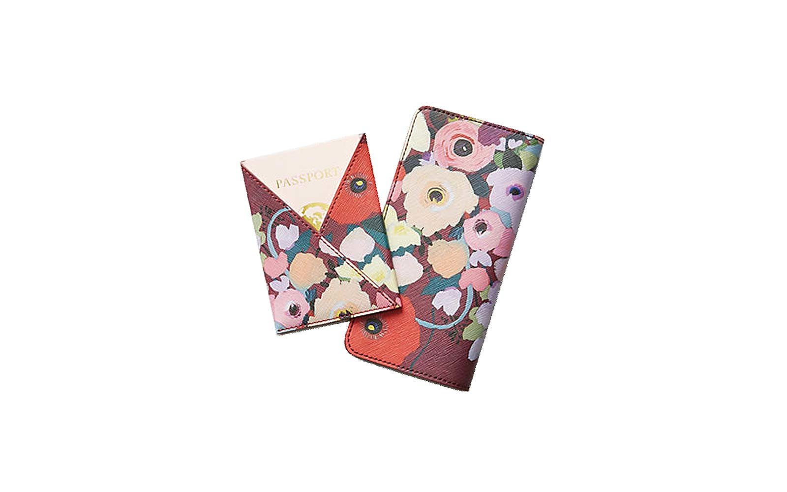 KT Smail Picturesque Florals Travel Accessories Gift Guide Under $25