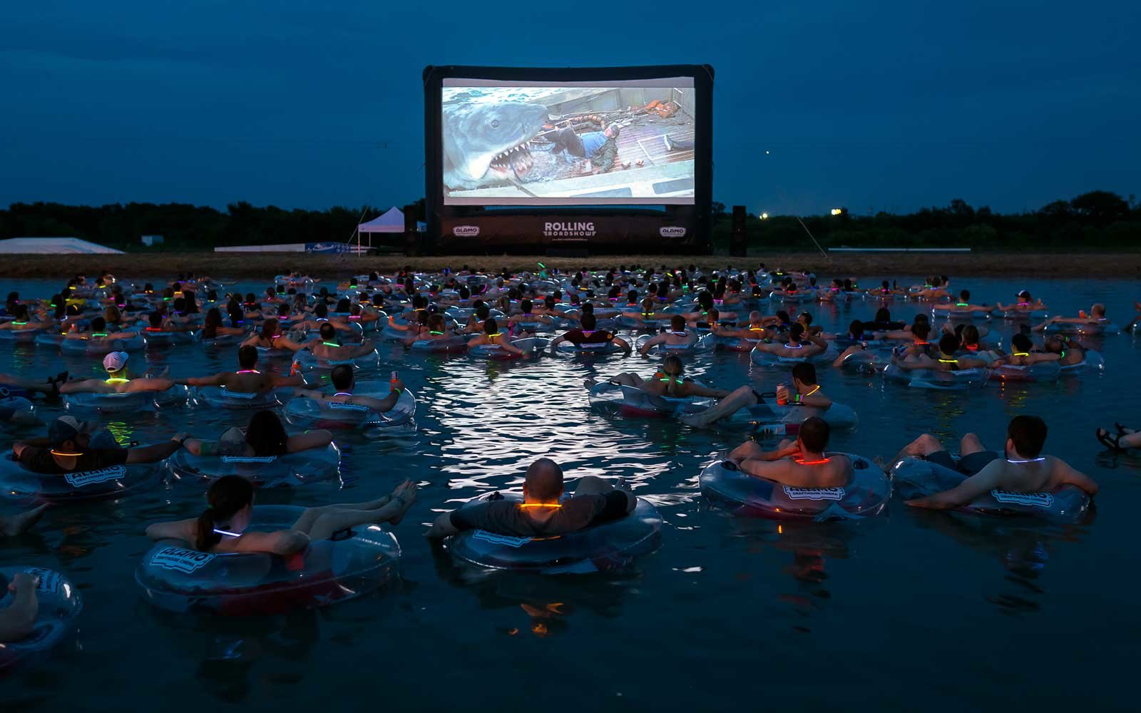 The Alamo Drafthouse, Austin, Texas