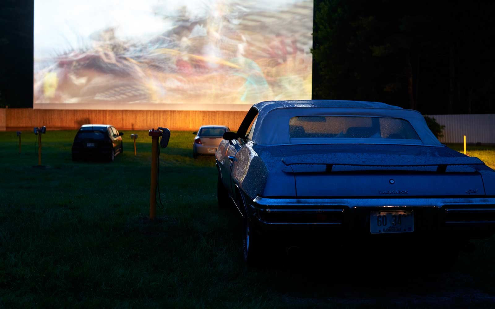 Fairlee Motel and Drive-In Theater Vermont
