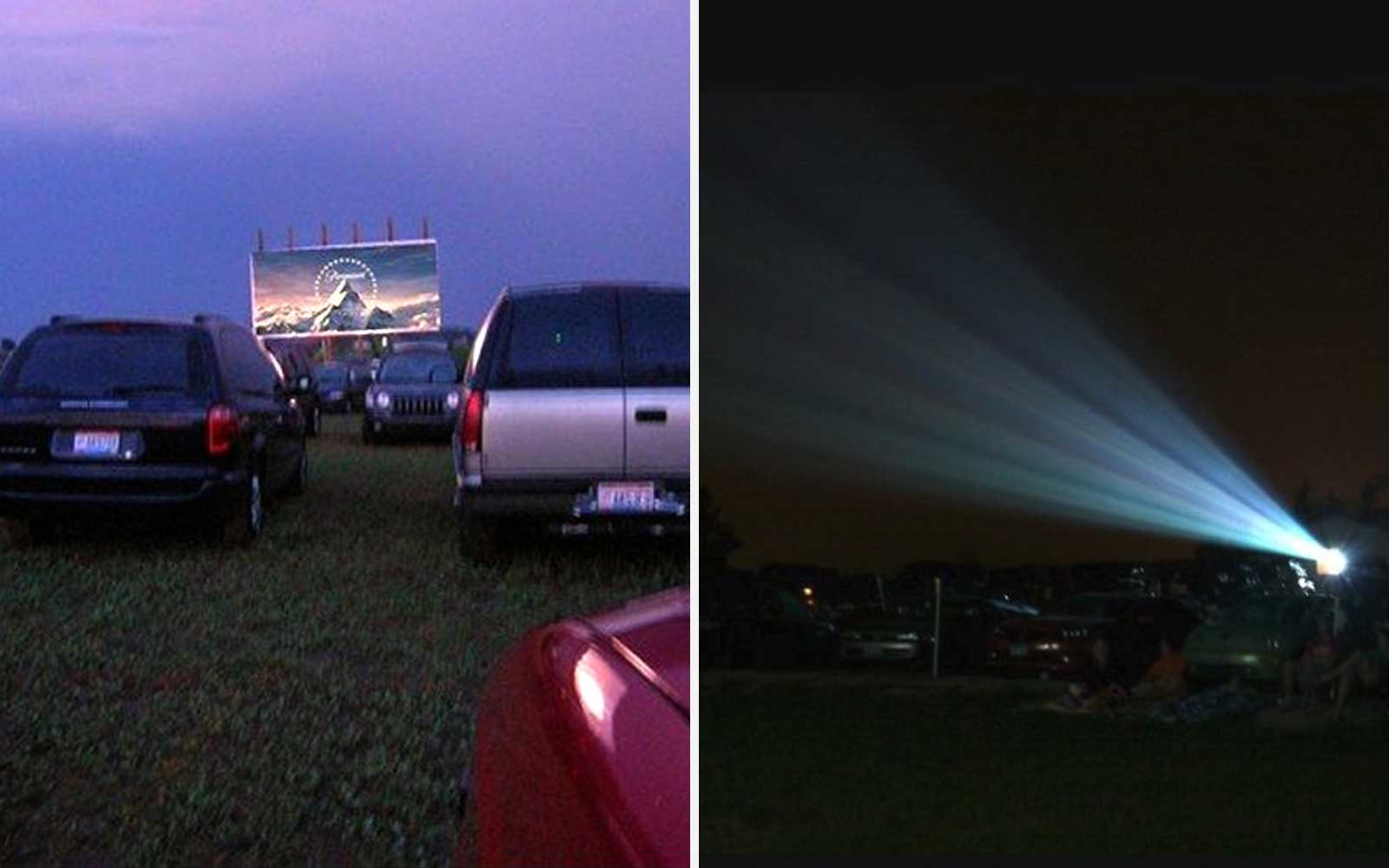 Field of Dreams Drive In