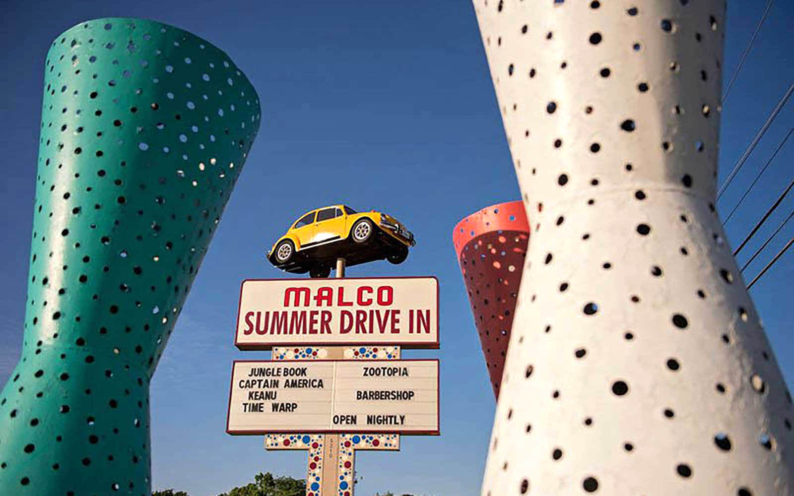 Malco Summer Drive-In Memphis
