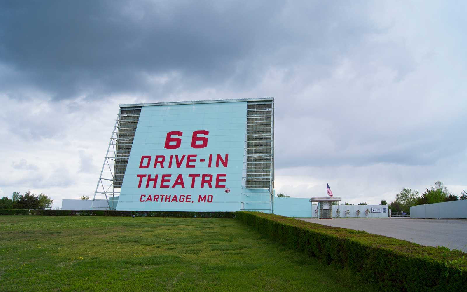 Route 66 Drive In Carthage Missouri